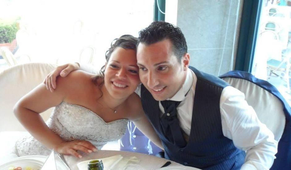 Il matrimonio di Cinzia e Massimo a Minturno, Latina