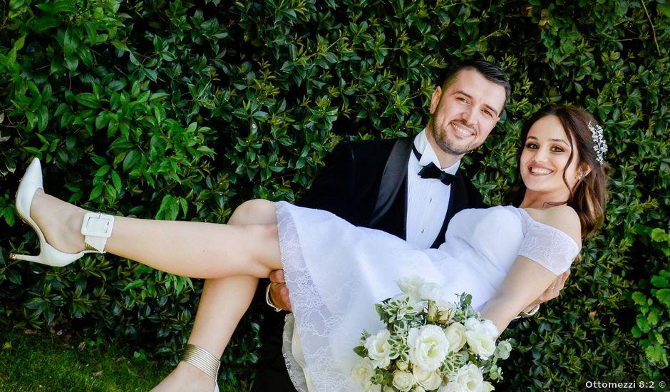 Il matrimonio di Erdiol e Esmeralda a Quinto Vicentino, Vicenza