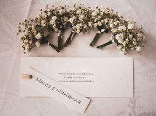 Le nozze di Marianna e Maurizio 1