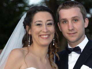 Le nozze di Debby e Michael