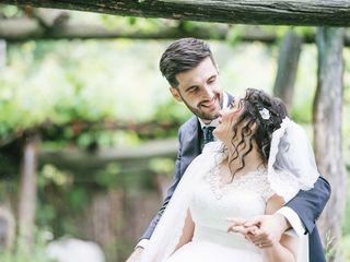 Le nozze di Lucrezia e Luis 2