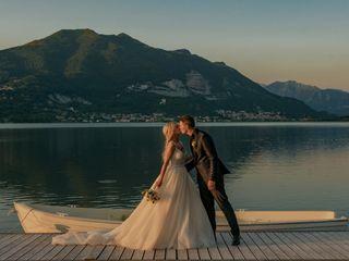 Le nozze di Chiara e Federico