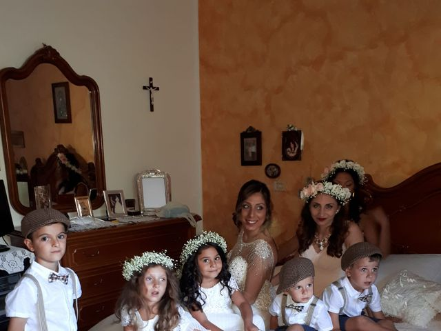 Il matrimonio di Antonio e Stefania a Crosia, Cosenza 22