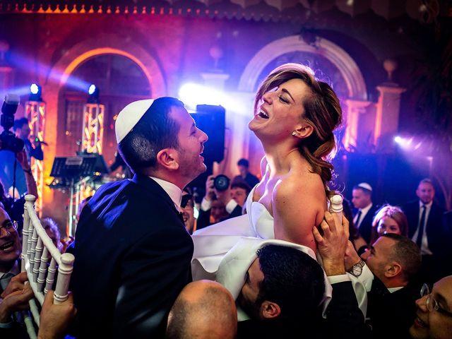 Le nozze di Alessandra e Joseph