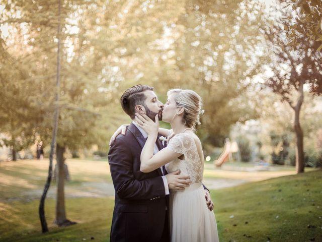 Le nozze di Valentina e Armando