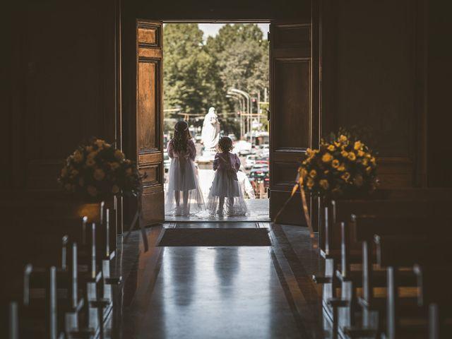 Il matrimonio di Lorenzo e Valerì a Roma, Roma 18
