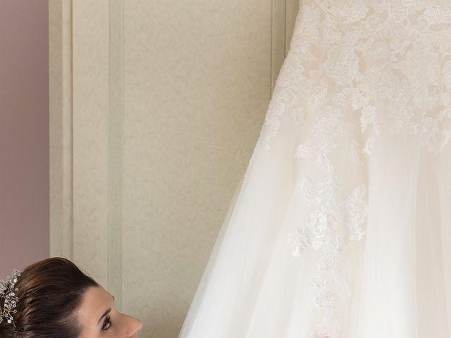 Il matrimonio di Lorenzo e Simona a Monteriggioni, Siena 7
