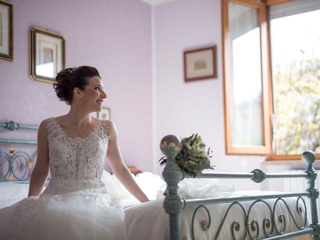 Il matrimonio di Lorenzo e Simona a Monteriggioni, Siena 15
