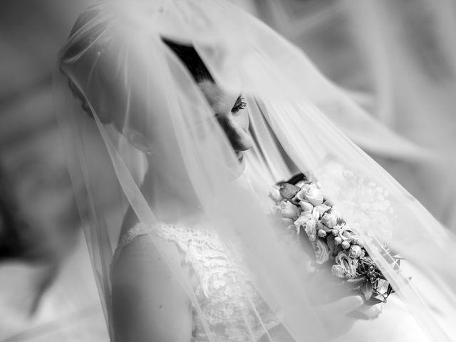 Il matrimonio di Lorenzo e Simona a Monteriggioni, Siena 16