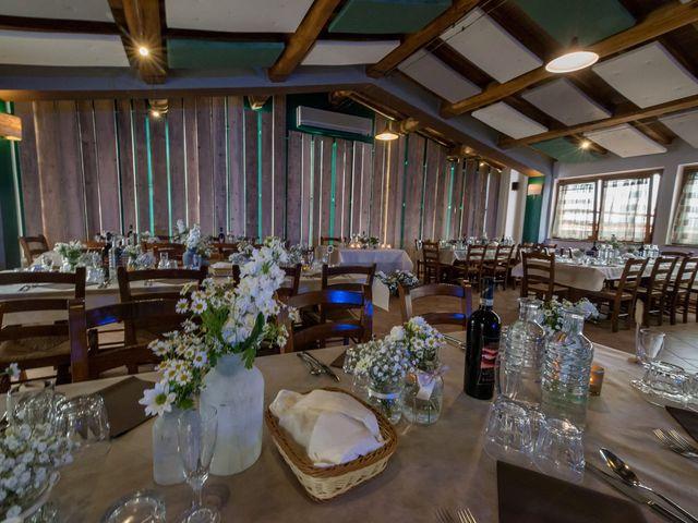 Il matrimonio di Lorenzo e Simona a Monteriggioni, Siena 19