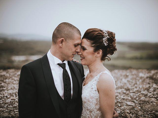 Il matrimonio di Lorenzo e Simona a Monteriggioni, Siena 35