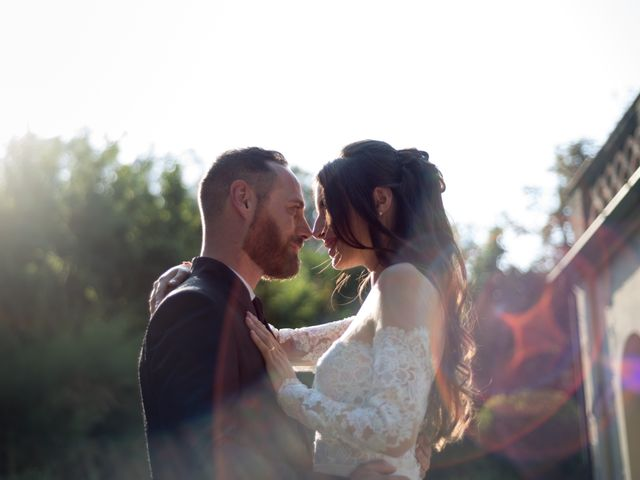 Le nozze di Erika e Alessandro