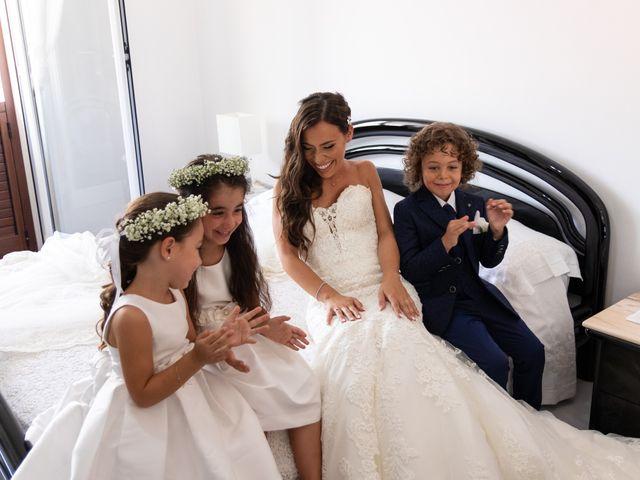 Il matrimonio di Antonio e Lorenza a Pachino, Siracusa 10
