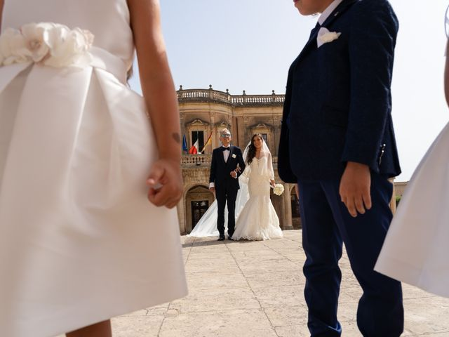 Il matrimonio di Antonio e Lorenza a Pachino, Siracusa 11