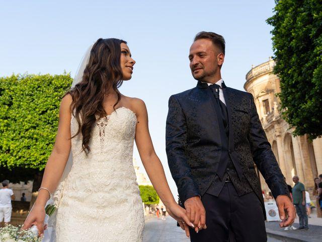Le nozze di Lorenza e Antonio