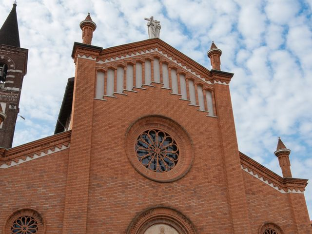 Il matrimonio di Giacomo e Jessica a Trescore Balneario, Bergamo 9