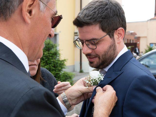 Il matrimonio di Giacomo e Jessica a Trescore Balneario, Bergamo 12