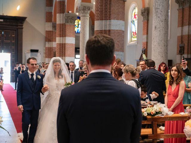 Il matrimonio di Giacomo e Jessica a Trescore Balneario, Bergamo 14
