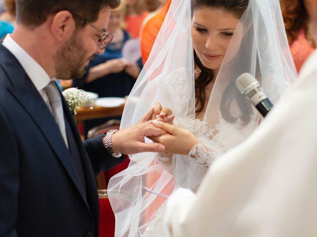 Il matrimonio di Giacomo e Jessica a Trescore Balneario, Bergamo 18