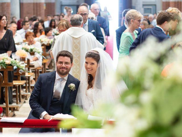 Il matrimonio di Giacomo e Jessica a Trescore Balneario, Bergamo 21