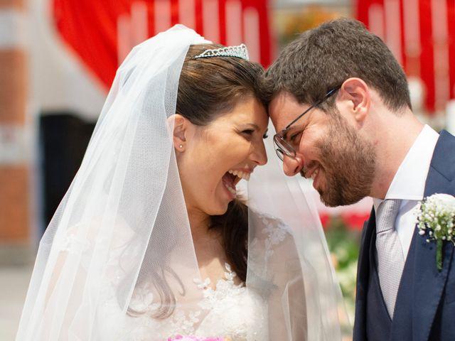 Il matrimonio di Giacomo e Jessica a Trescore Balneario, Bergamo 1