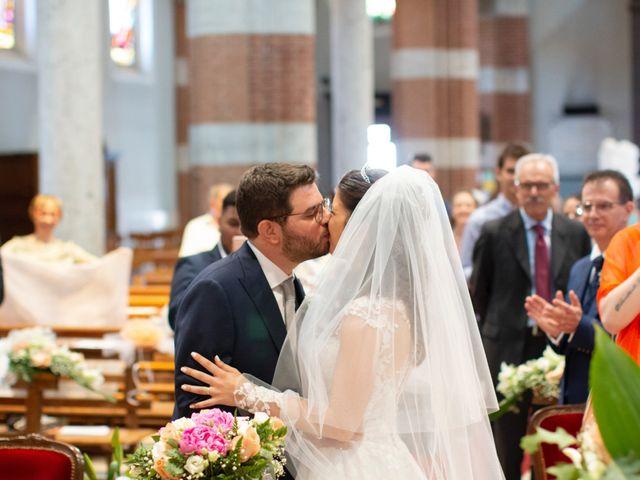 Il matrimonio di Giacomo e Jessica a Trescore Balneario, Bergamo 24