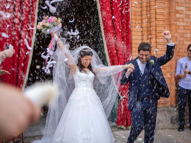 Il matrimonio di Giacomo e Jessica a Trescore Balneario, Bergamo 28