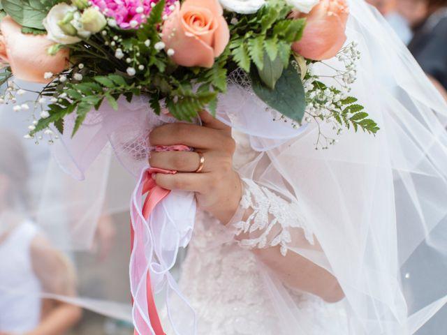 Il matrimonio di Giacomo e Jessica a Trescore Balneario, Bergamo 31