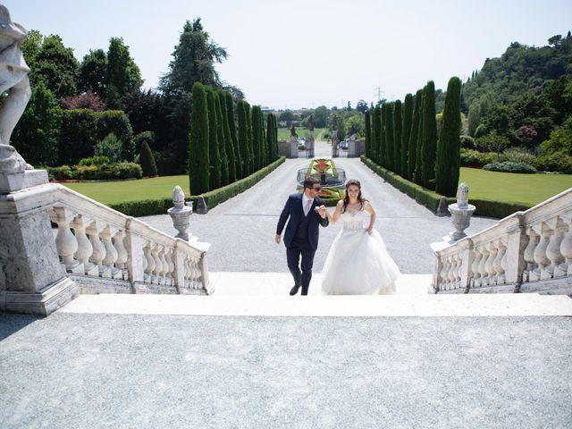 Il matrimonio di Giacomo e Jessica a Trescore Balneario, Bergamo 34