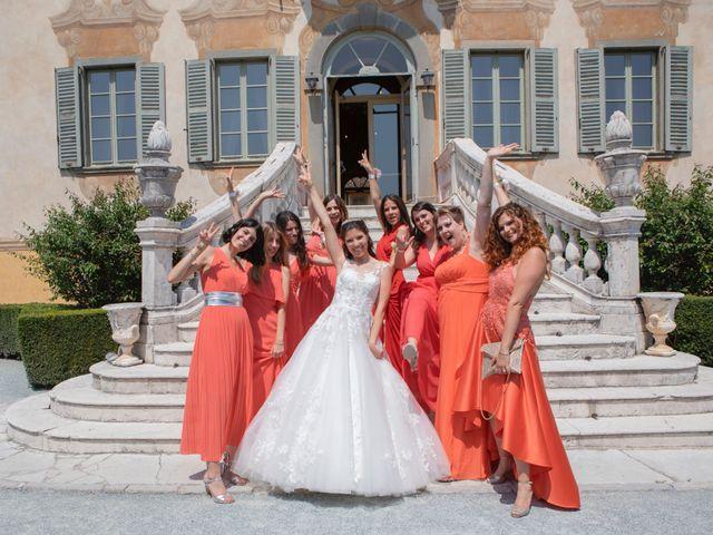 Il matrimonio di Giacomo e Jessica a Trescore Balneario, Bergamo 35