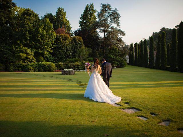 Il matrimonio di Giacomo e Jessica a Trescore Balneario, Bergamo 41