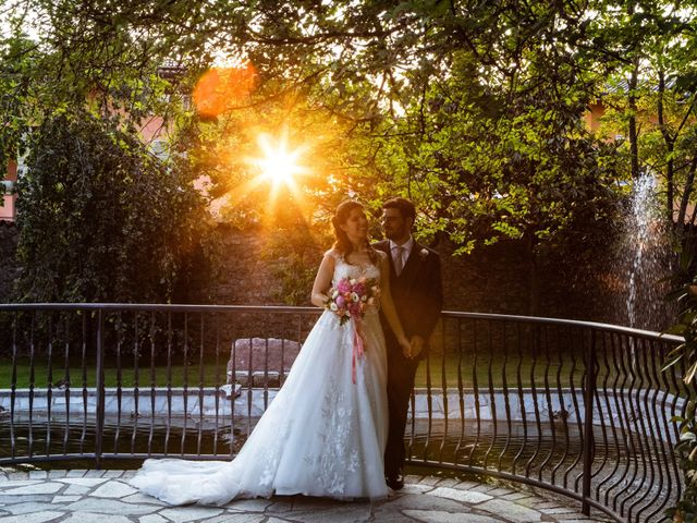 Il matrimonio di Giacomo e Jessica a Trescore Balneario, Bergamo 43