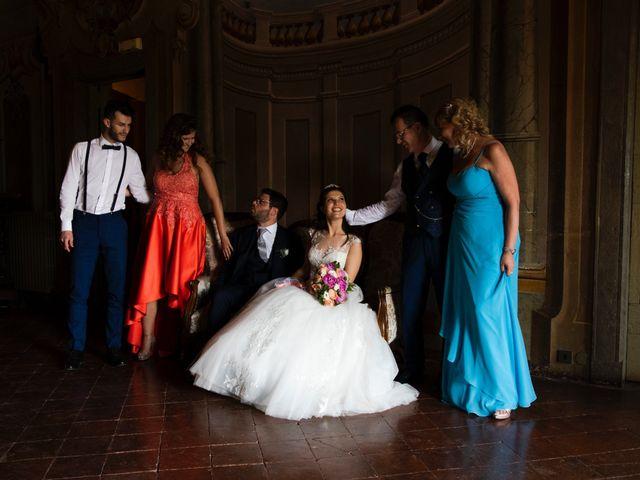 Il matrimonio di Giacomo e Jessica a Trescore Balneario, Bergamo 48
