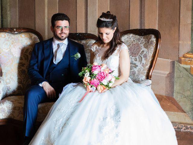 Il matrimonio di Giacomo e Jessica a Trescore Balneario, Bergamo 53
