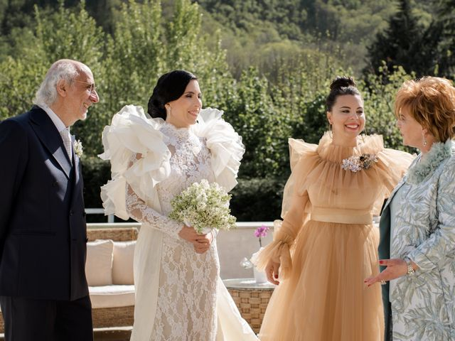 Il matrimonio di Luigi e Livia a Cervinara, Avellino 12