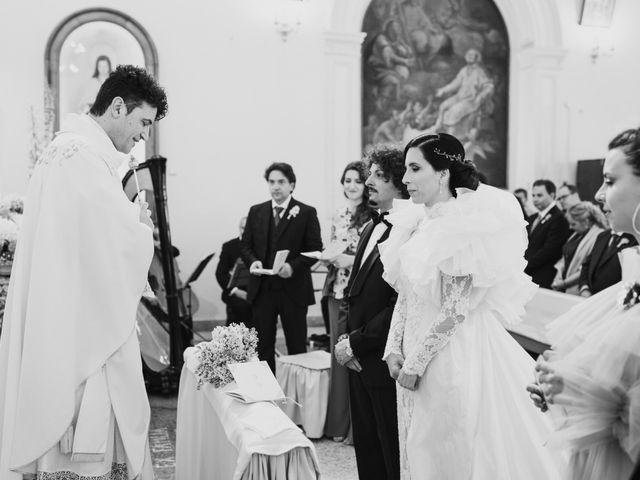 Il matrimonio di Luigi e Livia a Cervinara, Avellino 43