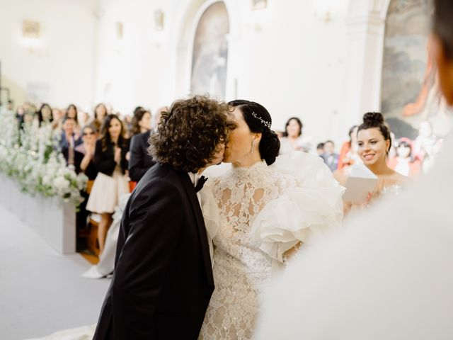 Il matrimonio di Luigi e Livia a Cervinara, Avellino 46