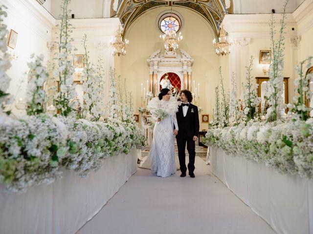 Il matrimonio di Luigi e Livia a Cervinara, Avellino 50