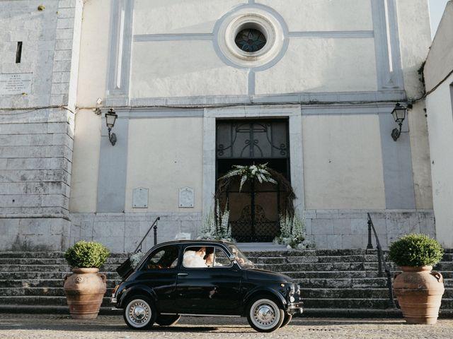 Il matrimonio di Luigi e Livia a Cervinara, Avellino 52