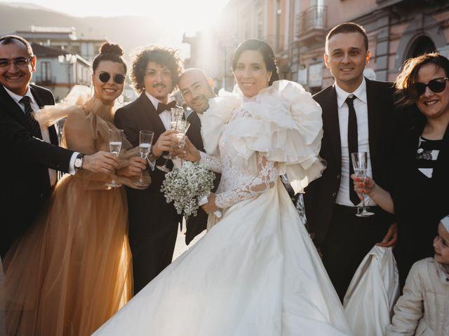 Il matrimonio di Luigi e Livia a Cervinara, Avellino 53