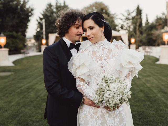 Il matrimonio di Luigi e Livia a Cervinara, Avellino 61