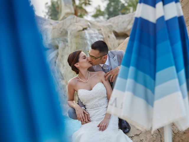 Le nozze di Stefania e Gianpaolo