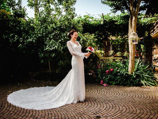 Il matrimonio di Fabio e Giulia a Venaria Reale, Torino 22