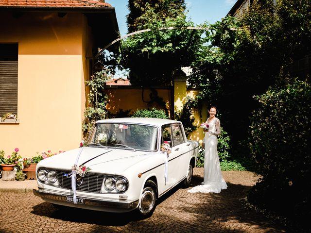 Il matrimonio di Fabio e Giulia a Venaria Reale, Torino 23
