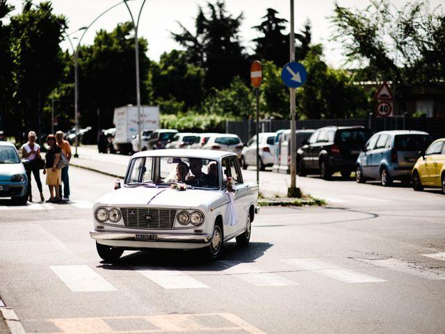Il matrimonio di Fabio e Giulia a Venaria Reale, Torino 25
