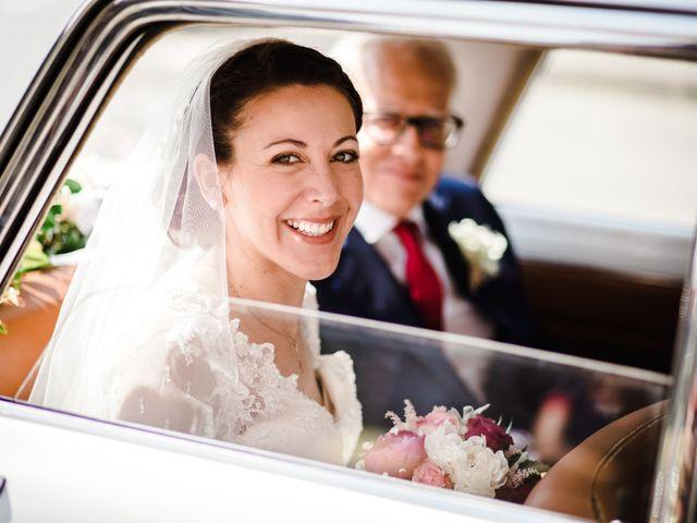 Il matrimonio di Fabio e Giulia a Venaria Reale, Torino 26