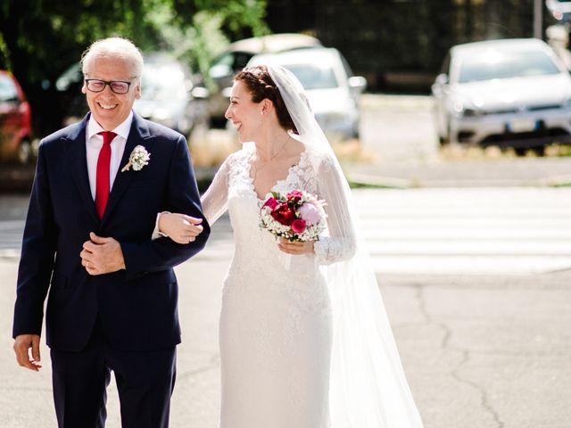 Il matrimonio di Fabio e Giulia a Venaria Reale, Torino 27