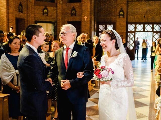 Il matrimonio di Fabio e Giulia a Venaria Reale, Torino 30