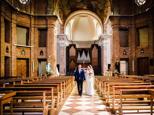 Il matrimonio di Fabio e Giulia a Venaria Reale, Torino 38
