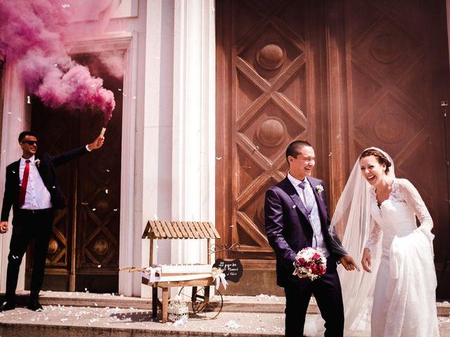Il matrimonio di Fabio e Giulia a Venaria Reale, Torino 39